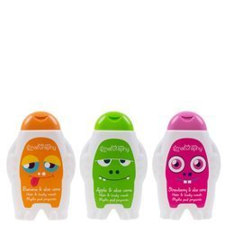 A set of shower soaps Monsters 3x 300 ml