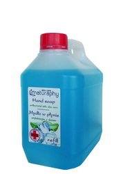 Antibacterial liquid soap with aloe vera 2L