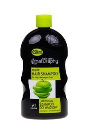 Apple shampoo for dry and damaged hair 650 ml