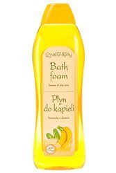 Banana bubble bath with aloe 1L