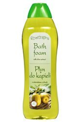 Bath lotion with olive extract 1L