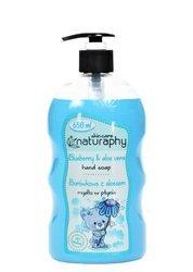 KIDS blueberry liquid soap with aloe 650 ml