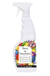 Preparation for disinfecting 75% alcohol, 650 ml