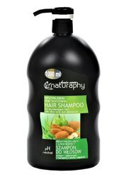 Revitalizing and soothing shampoo for dry and damaged hair with aloe and almond extracts 1L
