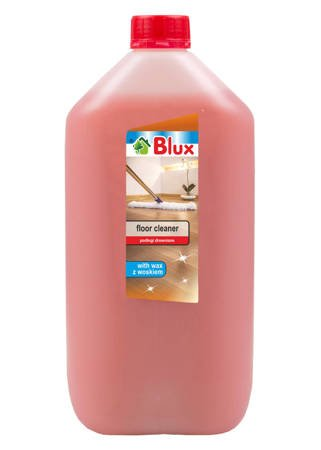 A specialized agent for the care of floor panels, canister 5L
