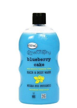 Blueberry Cake Shower soap Blueberry Inspirations 650 ml