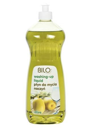Dishwashing liquid with an olive scent 1L