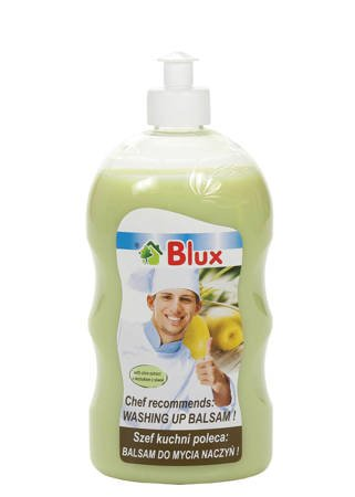 Dishwashing lotion with olive scent 650 ml