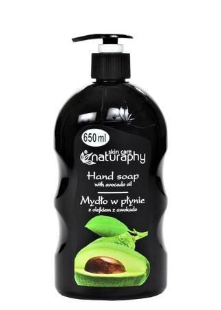 Liquid soap with avocado oil 650 ml