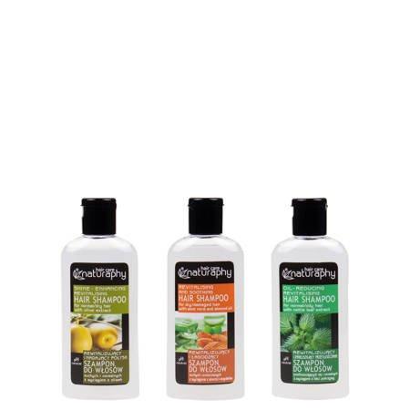 Naturaphy Revitalizing Shampoo Set 3x 100ml