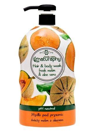 Shower soap fresh melon with aloe 1L