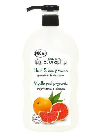 Shower soap grapefruit with aloe 1L