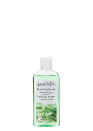 Shower soap with aloe extract 100ml
