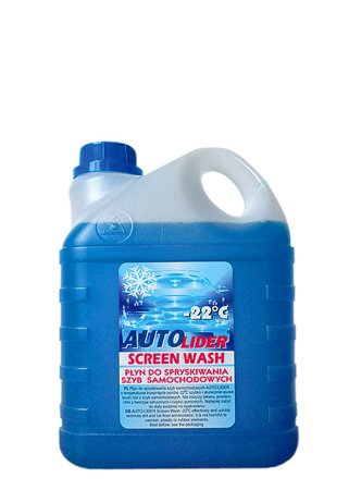 Winter washer fluid -22 ℃, canister 2L