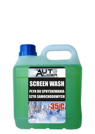 Winter washer fluid -35 ℃, canister 2L