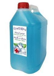 Mydło do rąk w płynie antybakteryjne z aloesem 5L