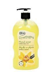 Mydło do rąk w płynie waniliowym z aloesem 650 ml