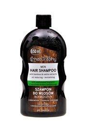 Szampon do włosów dla mężczyzn z ekstraktem z bambusa i pokrzywy 650 ml