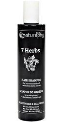 Szampon do włosów przeciwłupieżowy z ekstraktem z 7 ziół 250 ml