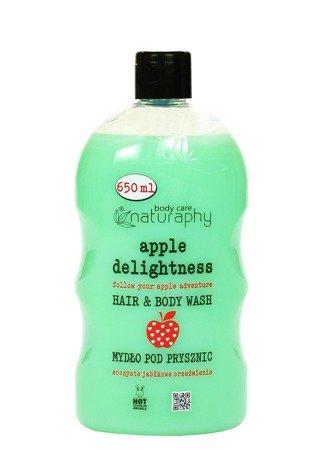 Apple Delightness mydło pod prysznic Soczyste Jabłkowe Orzeźwienie 650 ml