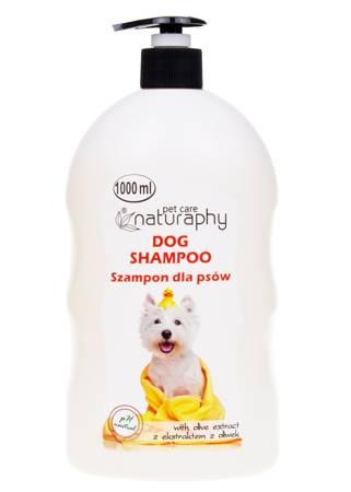 Szampon dla psów z ekstraktem z oliwek 1L