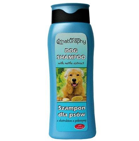 Szampon dla psów z ekstraktem z pokrzywy 300 ml