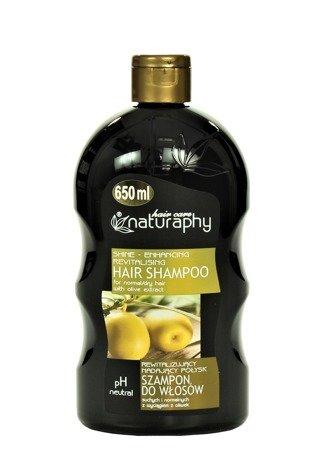 Szampon do włosów suchych i normalnych z wyciągiem z oliwek 650 ml