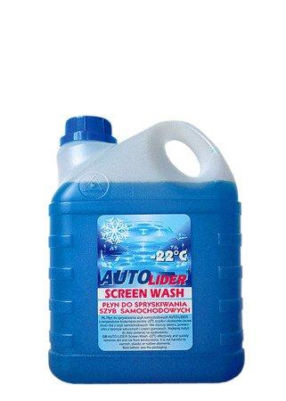 Zimowy płyn do spryskiwaczy -22°C, kanister 2L